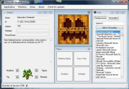 [2.2.1] Minecraft Serverbrowser