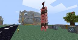 Pankakes Glitches - Sentry Pigs : Glitch oR Work OF the GODS! :D Minecraft Blog Post