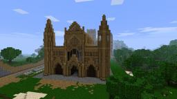 Cathedral Minecraft Project