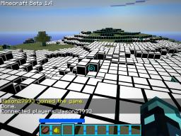 TRON:Pack Beta 1.4_01! Minecraft Texture Pack