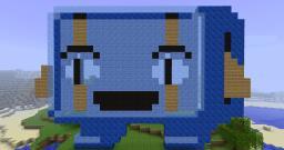 Balrog Sprite Minecraft Map & Project