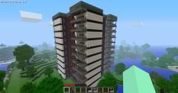 Pripyat Apartment Building Type 1 Minecraft