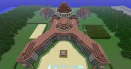 X-Mansion Minecraft Map & Project