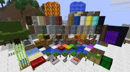 PastelCraft Minecraft Texture Pack