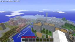 Green Isle Light House Minecraft Map & Project