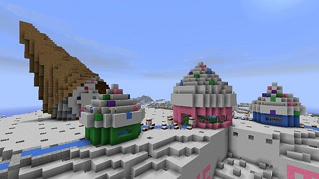 Ice cream cone help screenshots show your creation minecraft ice cream cone help ccuart Image collections