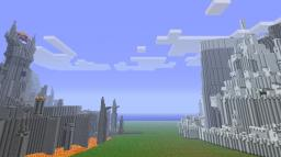 Minecraft Middle Earth: Barad-dur Minecraft Map & Project