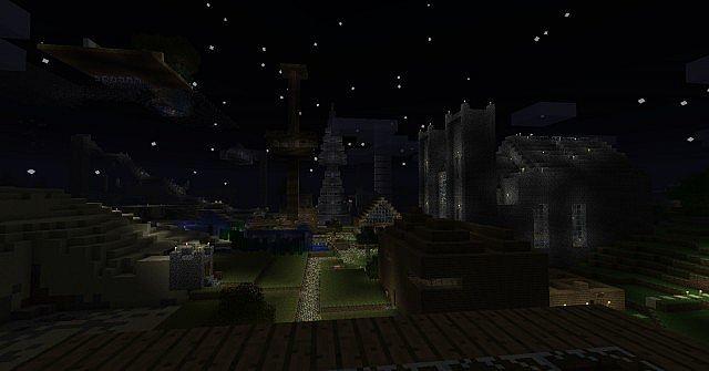 PART main town