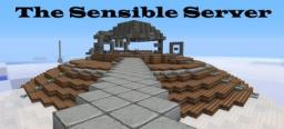 The Sensible Server (Mc 1.8, FreeBuild, Survival, Economy, PvP, MMORPG)
