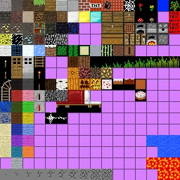 OffCraft Alpha 0.2 [Beta 1.4_01] Minecraft Texture Pack