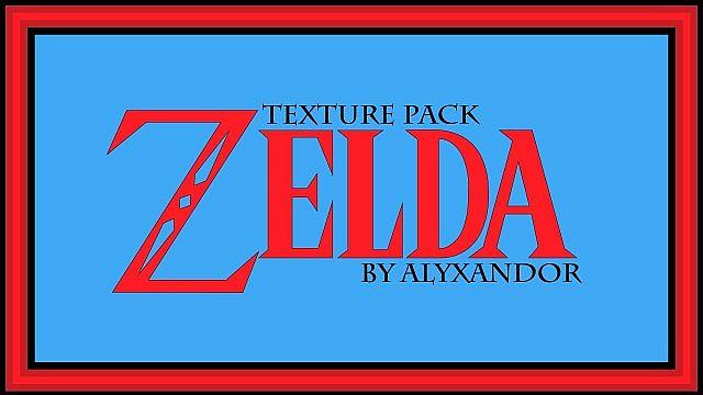 Zelda Texture Pack by Alyxandor