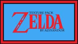 Alyxandor's Zelda Texture Pack Minecraft Texture Pack