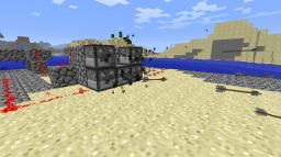 arrow autocannon v.1.1 Minecraft Map & Project
