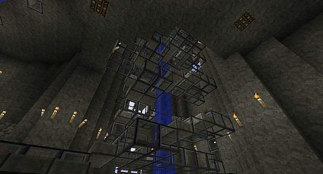Double Helix staircase (why do I keep making things that make me so dizzy?!)