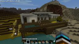 Modern House Re-Done! Minecraft Map & Project