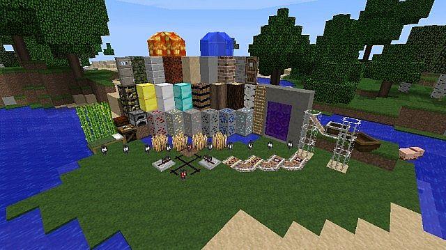 World War II Texture Pack For Beta 1.7.3 Minecraft Texture Pack