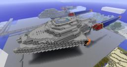 USS Atrocities - v1.1  OLD Minecraft Map & Project