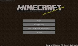Minecraft FRENCH patch 1.5 Compatible Minecraft Mod