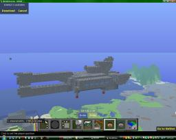 UNSC FFG-201 FORWARD UNTO DAWN 2 Minecraft Map & Project