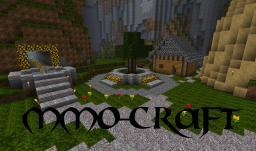 MMO-Craft Custom map Minecraft Project