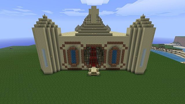 This is the Epic Church! Made by the Epic Builder, Groax!