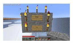 Fun Rollercoaster Minecraft Map & Project