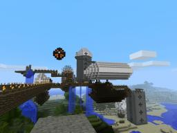 City Of The Skies Minecraft Map & Project