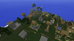 The Village Of Stext Minecraft Map & Project