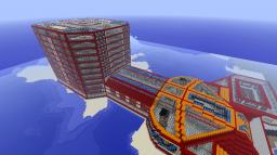 MineTopian Dream Resort Minecraft Map & Project