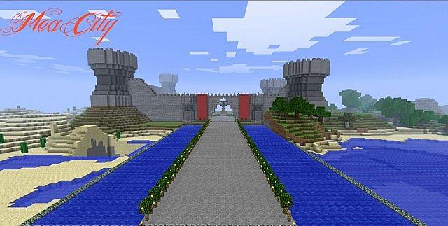 Mea City Gates
