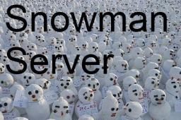 Snowman Server 1.5_01 Bukkit Minecraft Server