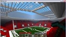 Minecraft Football Stadium Minecraft Map & Project