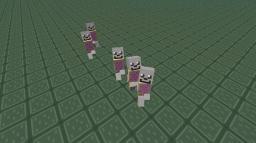 Nyan Creeper Minecraft Texture Pack