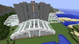 Science Center Biodomes Minecraft