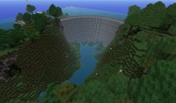 Wiredrawn's Dam!! Minecraft Map & Project