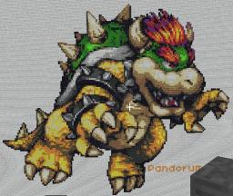 Bowser Minecraft Project