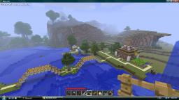 Sittin' on the Docks of the Bay Minecraft Blog
