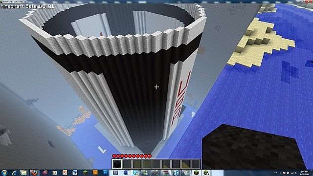Finally got it down to bedrock! Now no more height barrier! Time to start Middle part =D