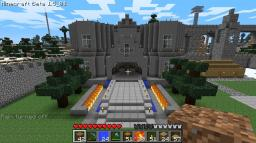 Minecraft Manor (large house w/schematic) Minecraft Map & Project