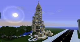 Gazamo Industries Tower Minecraft Project