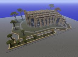 Modern House Series - Colossanctum Church Minecraft Map & Project