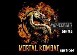 Mortal kombat minecraft skin series Minecraft Blog Post