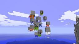 Nyan Ghast Minecraft Texture Pack