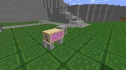 Nyan Pig Minecraft Texture Pack