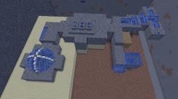 Rapture from Bioshock 2 Minecraft Project