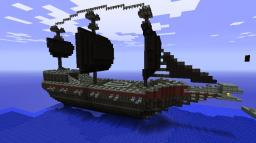 Black pearl inspired boat! Minecraft Map & Project