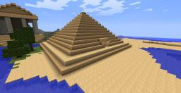 The Ancient Pyramid Minecraft Map & Project