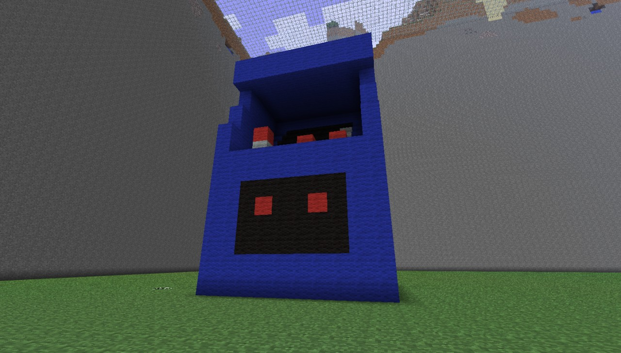 Arcade Machine House Minecraft Project