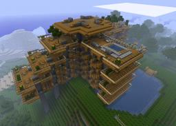 Hillside Manor World [1.8] 4 Year Anniversary Minecraft