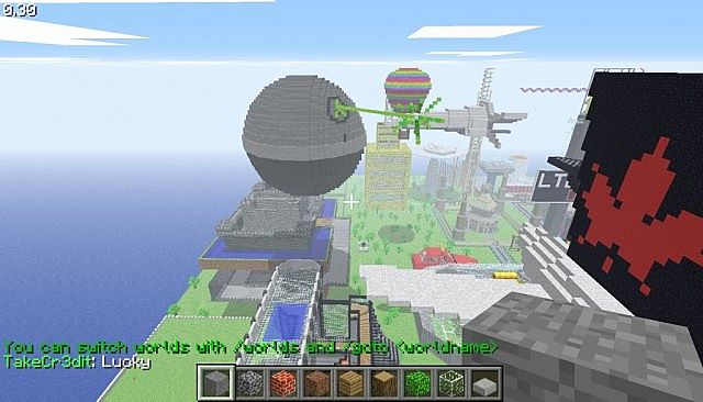 Other part of the Death Star